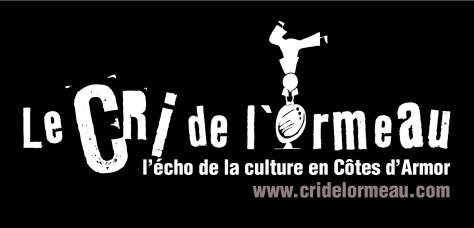 Cri Ormeau logo NOIR