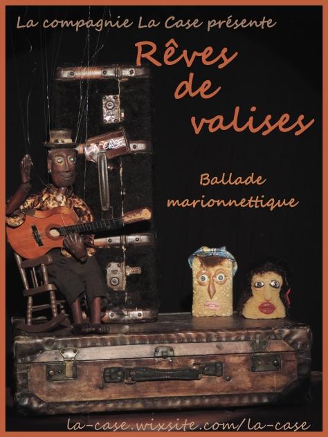 affiche-Rêves de valises-cie La Case