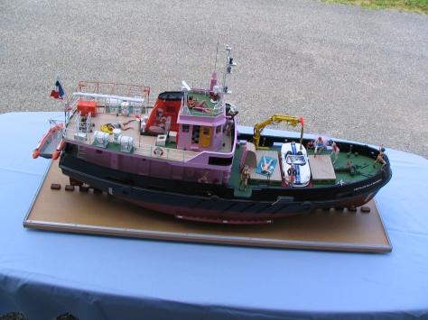 un bateau rose 004-1