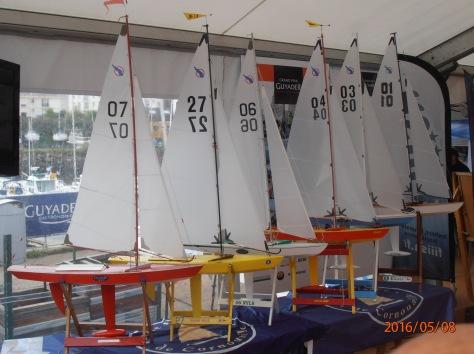 PPC/Grand Prix Guyader Douarnenez 2016/ Flotte des Ailes/Photo N.R.LeBerre