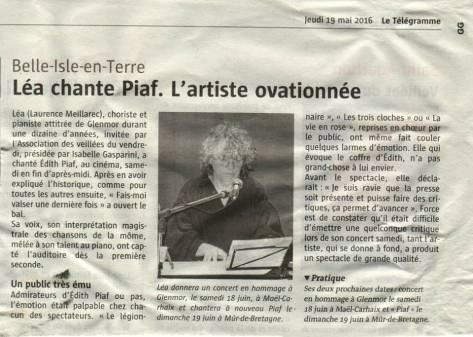 Article Léa