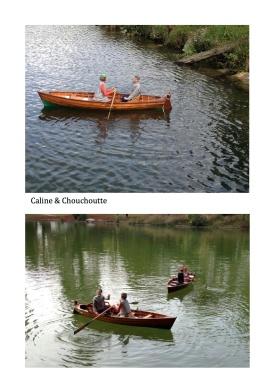 Caline & Chouchoutte
