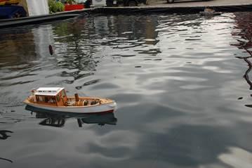 Patrick Jaouën mini nav vapeur 2