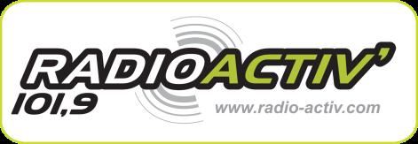 LOGO RADIO ACTIV'