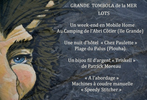 Tombola week end Moreau Abordage