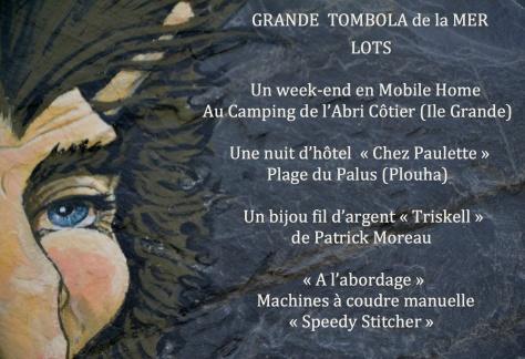 Tombola week end Moreau Abordage