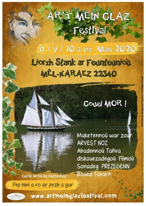 Affiche AMGF Breton